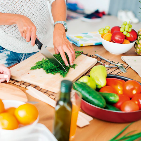 Fit fürs Büro - Kochkursch 2022 Hannover